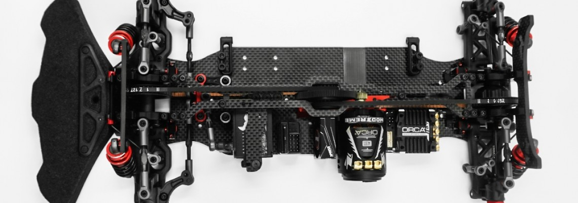 Japan RC Magazine introduces our Xpress XQ10