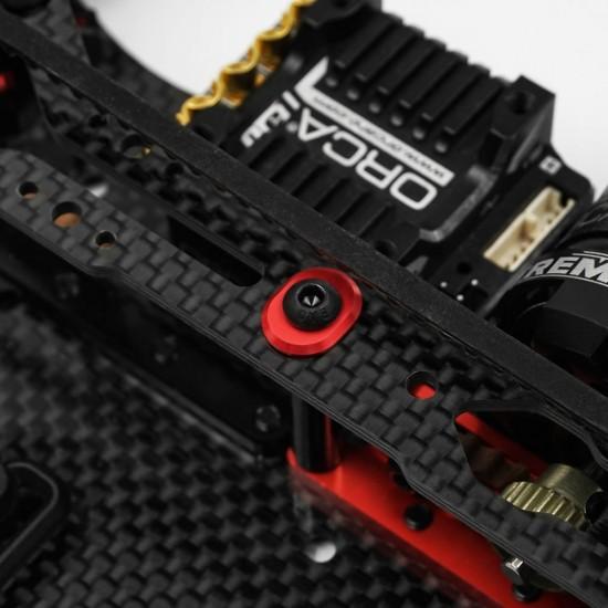 Aluminium Upper Deck Collar For Flex Elimination For XQ10