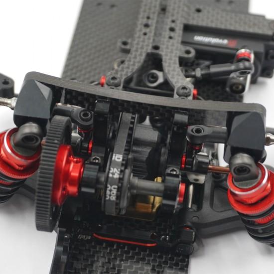 Front Shock Tower Adaptor Set(Short Shock) For FT1 FT1S